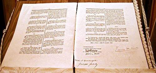 Costituzione-italiana-originale