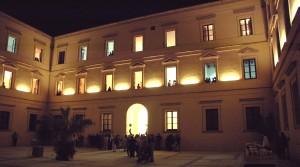 Corte del palazzo Municipale