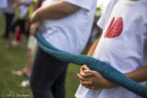 volontari sciarpa