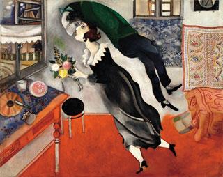 M.Chagall, Il Compleanno (1915)