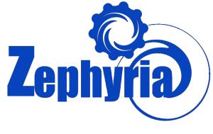 Zephyria_ LOGO