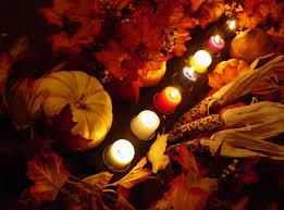 samhain-candele