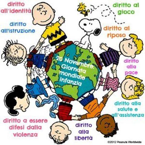 Il 20 novembre si celebra in tutto il mondo la Giornata internazionale dei diritti dell'infanzia e dell'adolescenza e nello stesso giorno si chiude la Porta Santa del Giubileo della misericordia nella festa di Cristo Re.