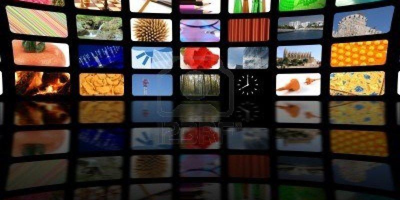 6611170-multimediali-illustrazione-di-sfondo-televisione-lcd