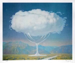 magritte3973-La corde sensible R.Magritte