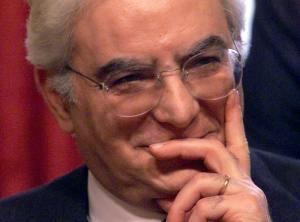 QUIRINALE: SERGIO MATTARELLA