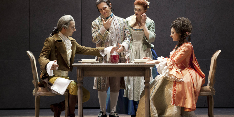 Teatro Regio di Torino, Stagione 2014-2015 - Le Nozza di Figaro - atto 2