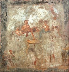 Affresco-con-scena-di-banchetto-da-Pompei_tw