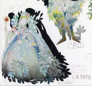 Fata[004] figurino di Santuzza Calì