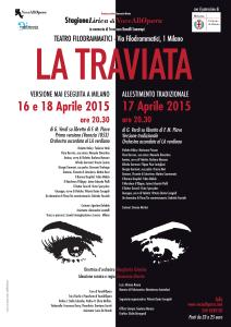 locandinda Traviata
