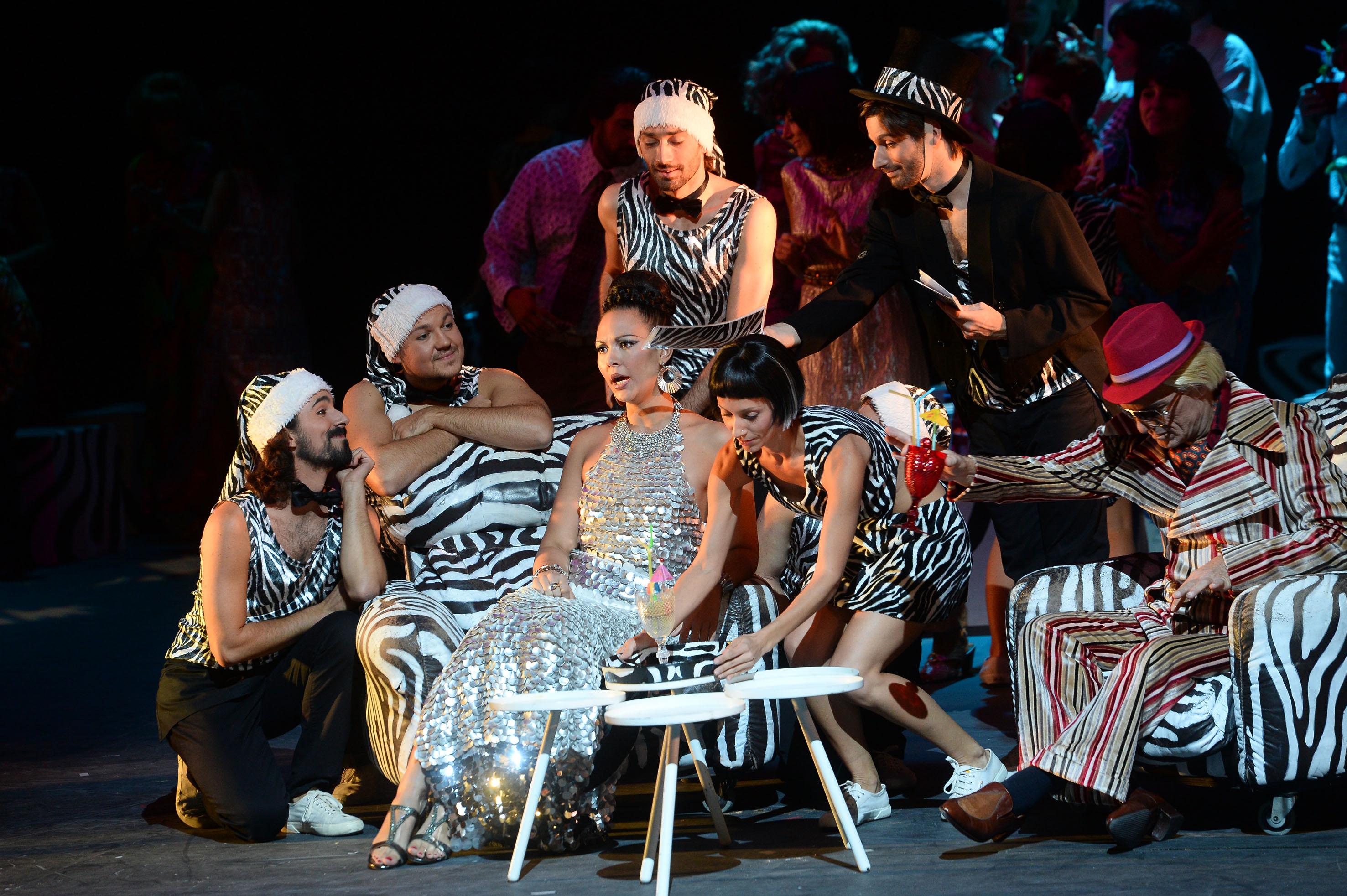 TEATRO GRANDE STAGIONE LIRICA 2015/2016 PROVA GENERALE BOHEME