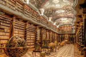 biblioteca-gesuita-barocca-praga-klementinum-1