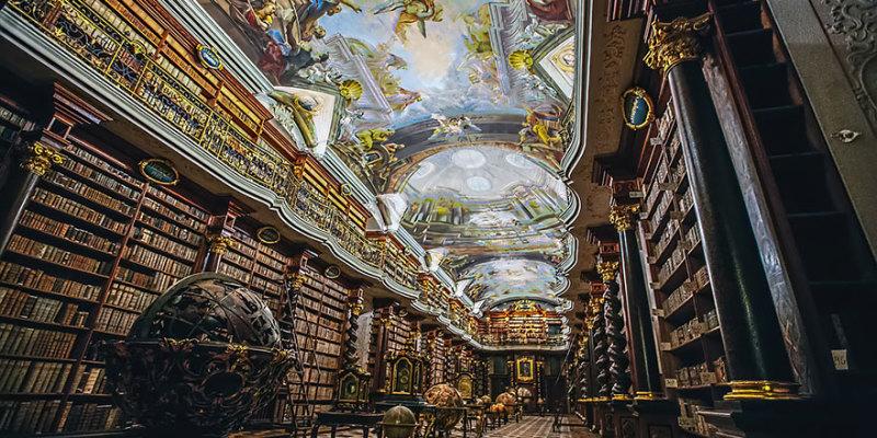 biblioteca-gesuita-barocca-praga-klementinum-7