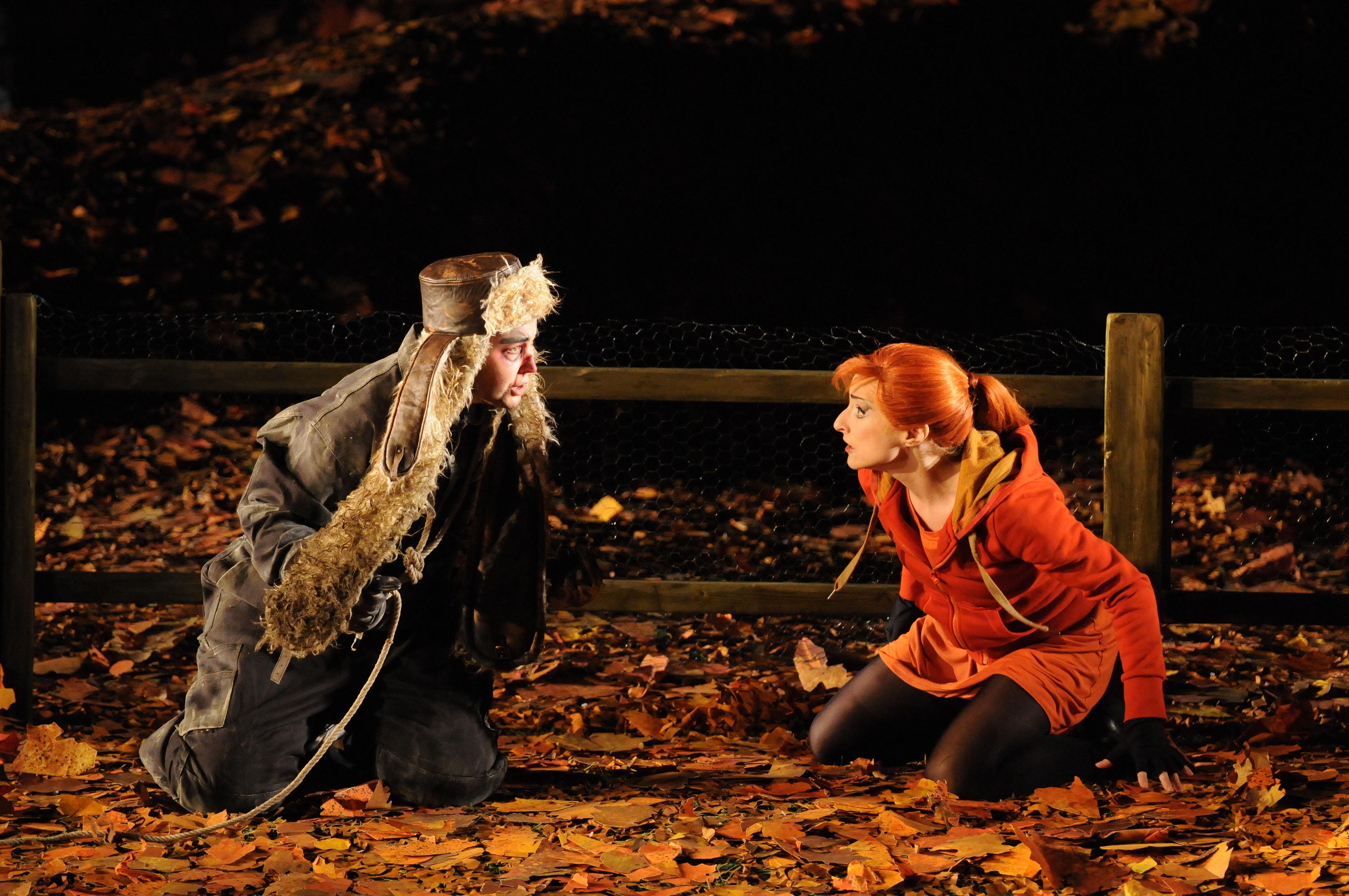 Opéra national du Rhin - La Petite Renarde rusee - photo Alain Kaiser DSC_2830