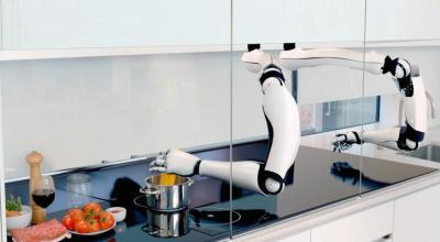 Chef Robot Moley Robotics