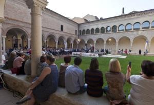 07-09-2012 Dante 2021A DANTE TESTIMONE PER L'ETERNITÀ incontro con Carlo Ossola con la partecipazione di Silvio Orlando