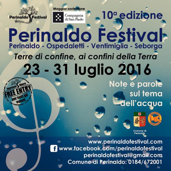 Perinaldo Festival 2016