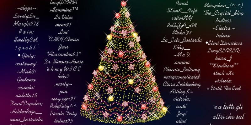 Buon Natale Tutti.Buon Natale Dalla Redazione Di Artinmovimento Magazine