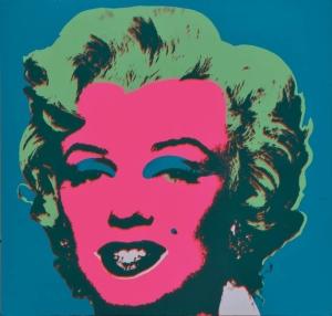 Marilyn 91,4x91,4 1967 es 112di250