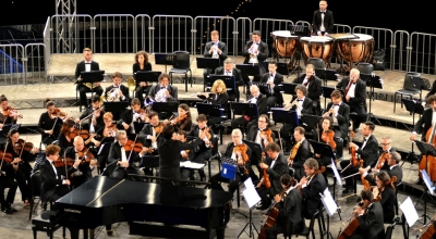 Orchestra Filarmonica Salernitana G. Verdi al RF 2016