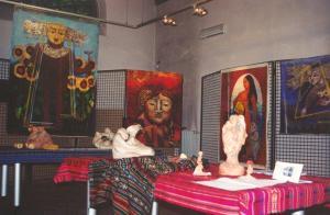 Mostra di Yelitza Altamirano Valle alla Ass Tesoriera Torino