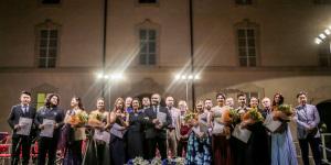 55 Concorso Internazionale Voci Verdiane, I vincitori e la giuria_ph Elisa Contini