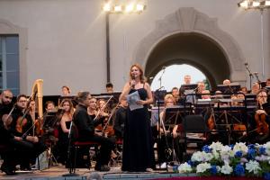 55 Concorso Internazionale Voci Verdiane, Ilaria Notari_ph Elisa Contini