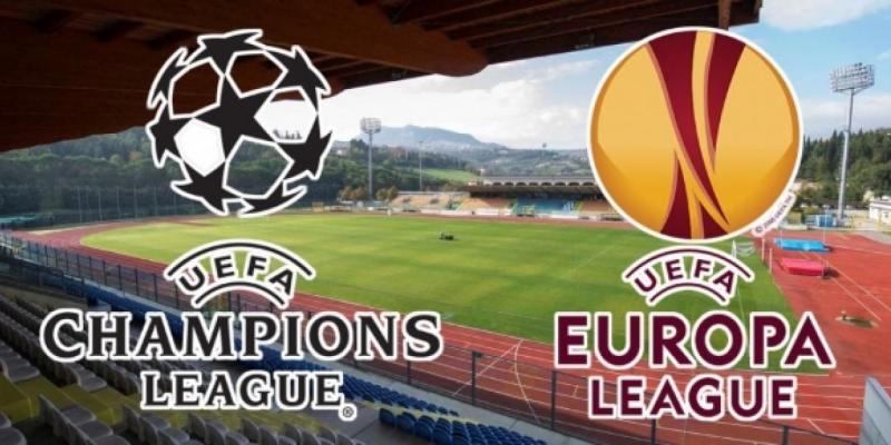 Europa League Napoli Calendario.Italiane In Europa Ko Juve E Napoli Pari Per La Roma Tre