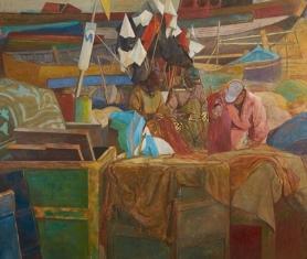 03. Vito Tongiani, Al porto di Mogador (1)