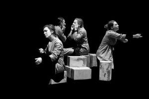 Acre odore di juta - Compagnia degli Evasi, Castelnuovo Magra (SP) - Teatrika 2017 - foto Stefano Rossi