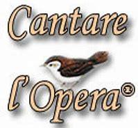 cantare l'opera