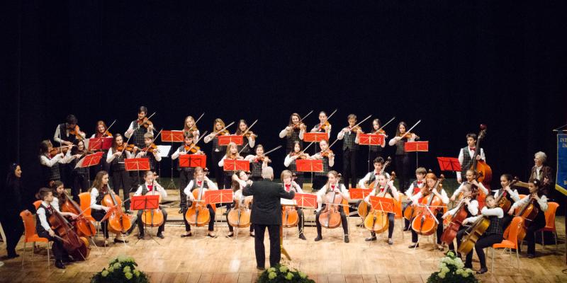 Orchestra Suzuki di Torino, Teatro sociale Biella