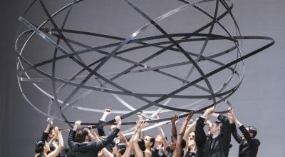 """Noetic"" Koreografi av Sidi Larbi Cherkaoui"