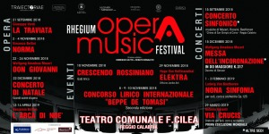 Rhegium Opera Musica cartellone
