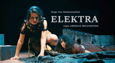 Elektra di Hoffmannsthal 29 novembre Teatro Cilea Reggio Calabria