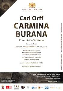 Carmina Burana - Acireale