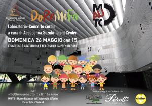 DOREMIFA,laboratorio-concerto MAUTO-SUZUKI