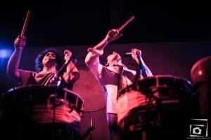 Percussion Voyager con Matteo Scaioli e Maurizio Rizzuto
