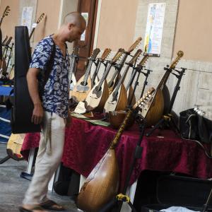 Esposizione mandolini