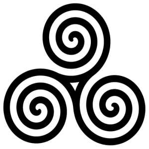 Triple-Spiral-celtic-symbol