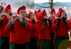 Pifferi del Carnevale d'Ivrea