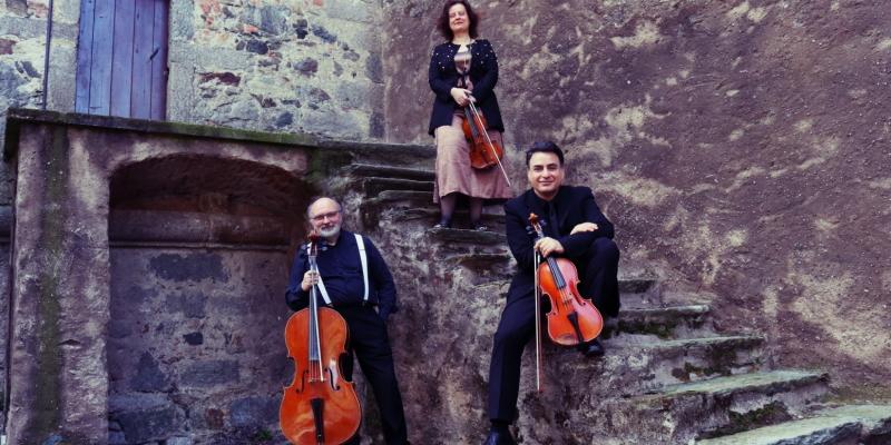 Il Furibondo String Trio, credits Giacomo Bona